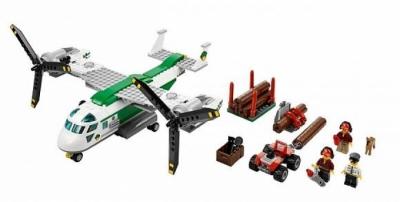Лего 60021 Грузовой конвертоплан