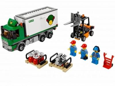 Грузовик (Lego 60020)