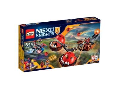 ЛЕГО 70314 Безумная колесница Укротителя  Nexo Knights