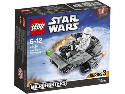 LEGO 75126 Снежный спидер Первого Ордена Star Wars