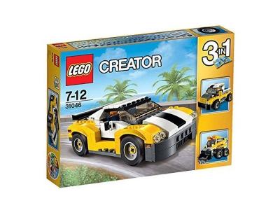 ЛЕГО 31046 Fast Car CREATOR
