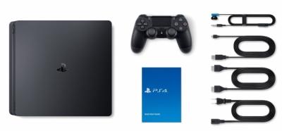 Игровая консоль PlayStation 4 slim 500 Gb (CUH-2016A)