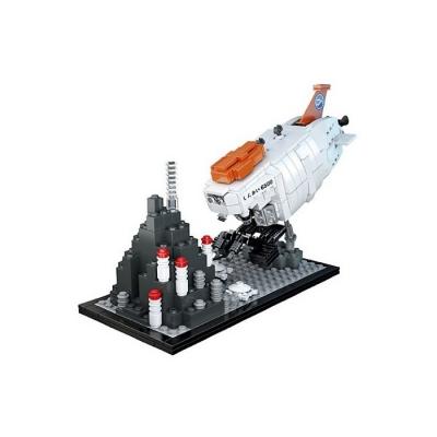 Лего 21100: Shinkai 6500 Submarine