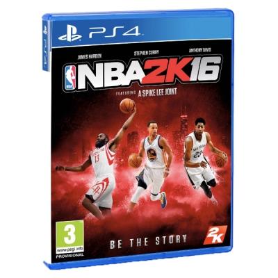 NBA 2K16 [PS4, русская документация]