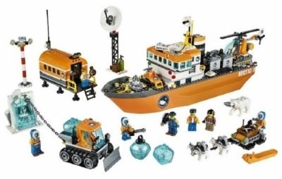 Лего 60062 Арктический ледокол