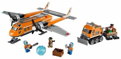 Лего 60064 Арктический транспортный самолет