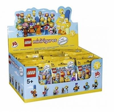 Лего 6100812 Минифигурки Симпсоны