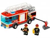 ЛЕГО 60107 Город Пожарный автомобиль с лестницей City