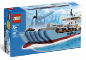 Лего 10155 Maersk Line Container Ship 2010 Edition