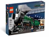 Купить конструктор LEGO RC Train: 10194 Emerald Night в Москве. Доставка лего по России.