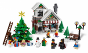 Новогодний набор ЛЕГО 10199 Рождественский магазин игрушек