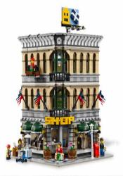 Лего 10211 Большой универмаг