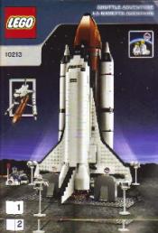 Инструкция Лего 10213 Космический шаттл (Shuttle Adventure)