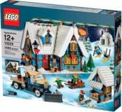 Новогодний набор ЛЕГО 10229 Зимний деревенский коттедж