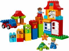 Lego Duplo 10580 Лего Дупло Набор для весёлой игры