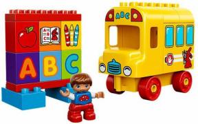 Lego Duplo 10603 Лего Дупло Мой первый автобус
