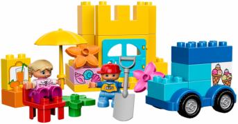 Lego Duplo 10618 Лего Дупло Веселые каникулы