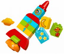 Lego Duplo 10815 Лего Дупло Моя первая ракета