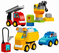 Lego Duplo 10816 Лего Дупло Мои первые машинки