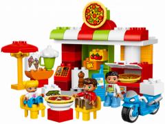 Lego Duplo 10834 Лего Дупло Пиццерия