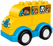 Lego Duplo 10851 Лего Дупло Мой первый автобус