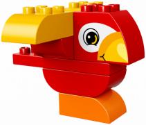 Lego Duplo 10852 Лего Дупло Моя первая птичка