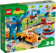 Лего 10875 Грозовой поезд (Cargo Train)