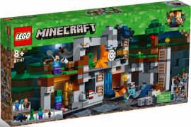 ЛЕГО Minecraft 21147 Приключения в шахтах