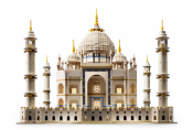 Лего 10189 Тадж Махал
