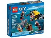 ЛЕГО 60091 Исследование морских глубин City