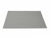 Лего Классик 10701 Строительная пластина серого цвета