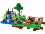 Лего 21114 Ферма Minecraft