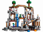 Лего 21118 Шахта Minecraft