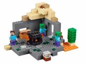 Лего 21119 Темница Minecraft