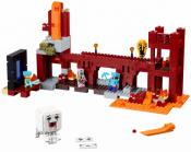 Лего 21122 Подземная крепость Майнкрафт