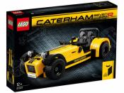 Купить конструктор LEGO Ideas (CUUSOO): 21307 Caterham Seven 620R в Москве. Доставка лего по России.