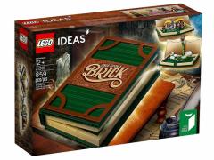 Лего 21315 Ideas Раскрывающаяся книга
