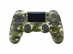Sony Dualshock 4 - Green Camouflage V2 (Зеленый Камуфляж)