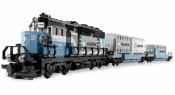 Лего 10219 Trains Поезд Маерск