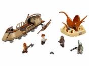 Купить конструктор Лего 75174 пустынный скиф 2017 год