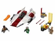 Купить Купить конструктор LEGO 75175 A-wing Starfighter  в Москве. Доставка по России.
