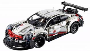 ЛЕГО 42096 : Porsche 911 RSR