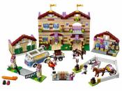 Лего 3185 Школа верховой езды (Summer Riding Camp)