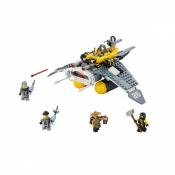 Лего 70609 Морской Дьявол бомбардировщик