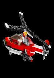 ЛЕГО 31047 Propeller Plane CREATOR