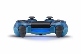 Sony Dualshok 4 Голубой кристалл V2 (версия 2)