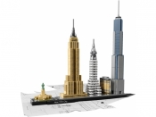 LEGO 21028 Нью-Йорк Architecture