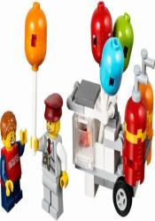 Лего 40108 Тележка с воздушными шариками