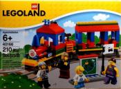 Лего 40166 Леголенд поезд