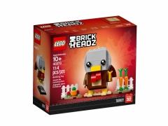 LEGO BrickHeadz  Сувенирный набор Индейка на День благодарения